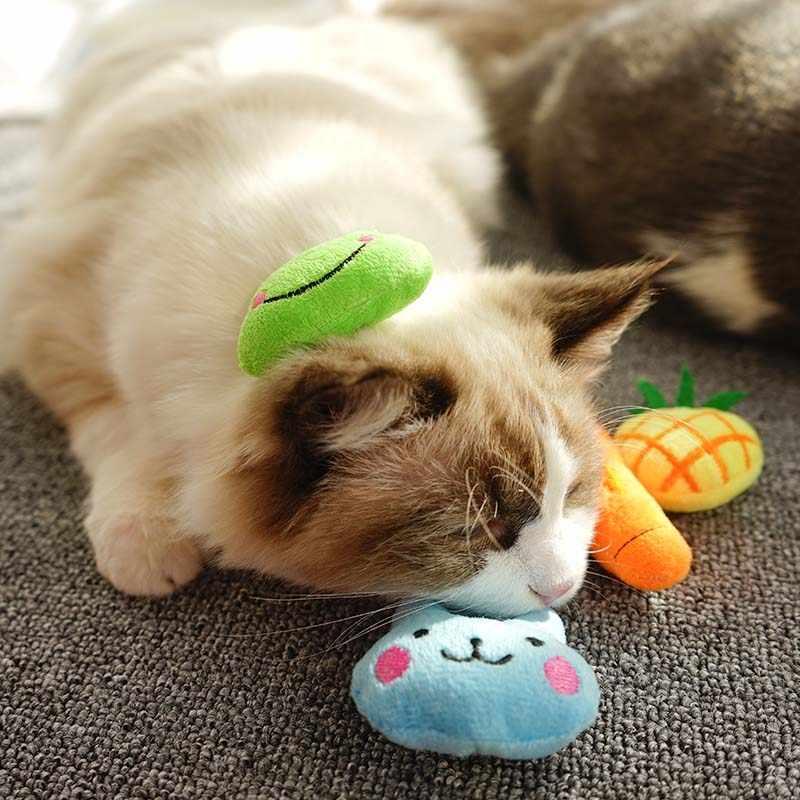 Membeli 3 (10) Item Mendapatkan 20% (30%)! Catnip Kucing Mainan Kucing Bantal