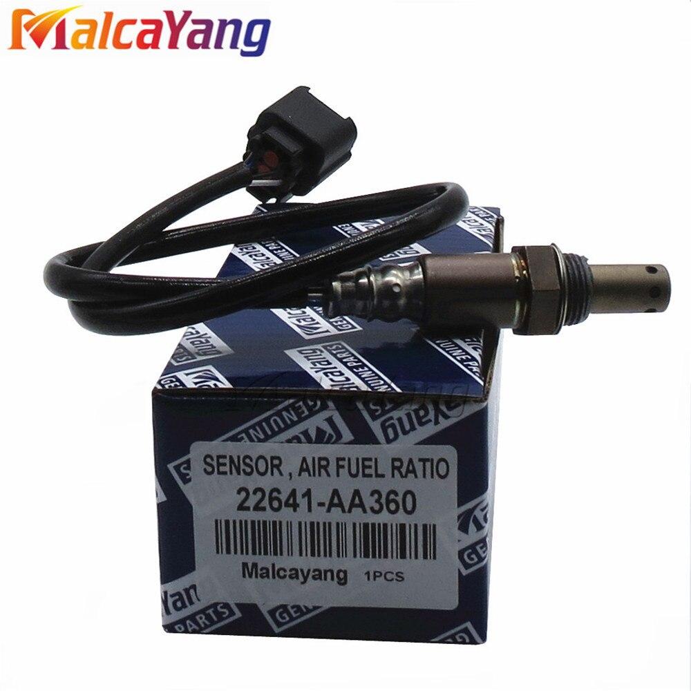 Lambda O2 Sauerstoff Sensor Für SAAB 9-2X Subaru Forester Impreza Sport Legacy Outback 2,5 L-H4 22641-AA36A 22641-AA360 234-9123