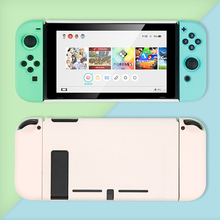 For Nintendo Switch Case Animal Crossing Shell PC Hard Cover Shell Joy Con Controller Housing For Nintend Switch Accessories