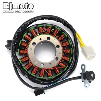 BJMOTO 32101-45C00 Motorcycle Generator Stator Coil Comp For Suzuki VS800 Intruder 800 1998-2004 Generator Charging Assy