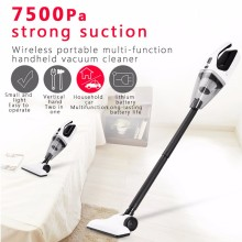 Ultra Quiet Vacuum Cleaner Hand-held Wireless Portable Vacuum Cleaner Powerful High-power Small Carpet Family Car Aspirator