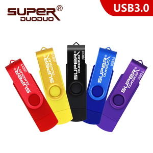 Image 3 - High Speed Pendrive cle usb 3.0 OTG 64GB USB Flash Drive 128GB 256GB External Storage Memory Stick 32GB 16GB USB Stick Pen Drive