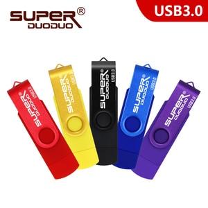 Image 3 - محرك أقراص فلاش usb عالي السرعة cle USB 3.0 OTG 64GB USB ذاكرة تخزين خارجية 128GB 256GB ذاكرة تخزين خارجية 32GB 16GB usb عصا القلم