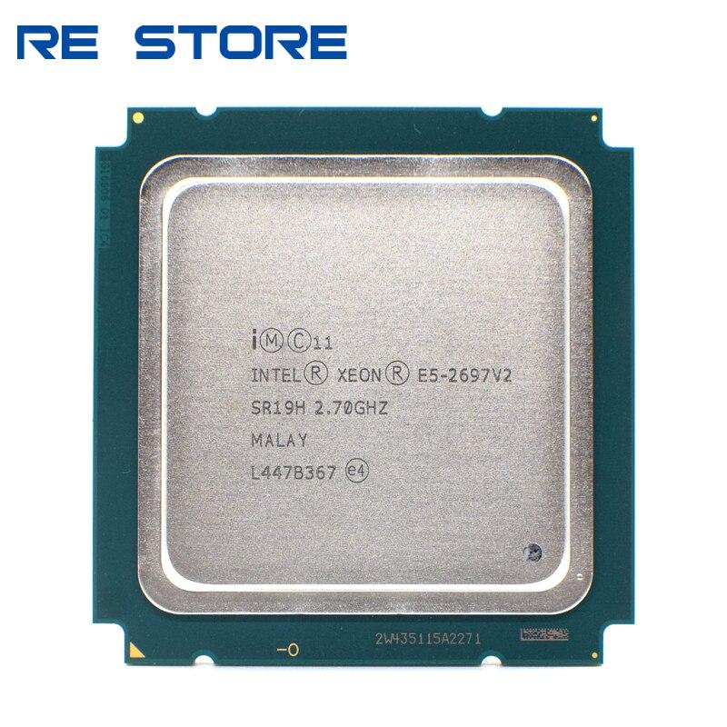 Процессор Intel xeon e5 2697 v2, 2,7 ГГц, 30 Мб, QPI 8GT/s LGA 2011 SR19H C2 E5 2697v2, 100% нормальная работа|Процессоры|   | АлиЭкспресс