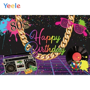 80s 90s Party Backdrop Disco Theme Retro Style Photo Backdrop 80 S Birthday Background Sign 90 S Neon Eighties Photobooth Prop Buy At The Price Of 6 56 In Aliexpress Com Imall Com