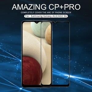 Image 2 - Protecteur décran pour Samsung Galaxy A12, NILLKIN H/H + Pro CP + Pro, Film en verre trempé pour Samsung Galaxy A32 5G