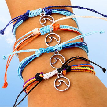 Ride the Wave Waterproof Wax Beachin Bracelet 8