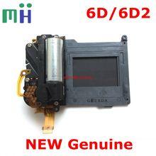 새로운 캐논 6D 6D2 셔터 유닛 CY3 1815 000 커튼 블레이드 모터 어셈블리 구성 요소 카메라 수리 부품 교체