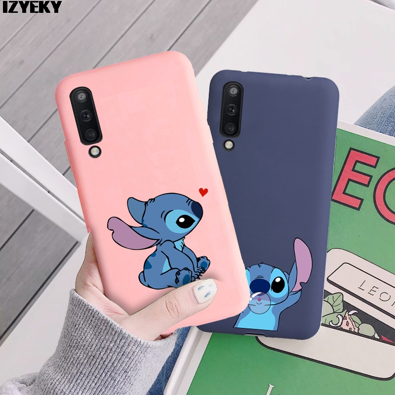 Silicone Stitch Phone <font><b>Cover</b></font> Case For <font><b>Samsung</b></font> galaxy A50 A10 A20 A30 A40 A60 A70 <font><b>A80</b></font> M10 S20 S10 S9 S8 Plus note 8 9 10 Pro image