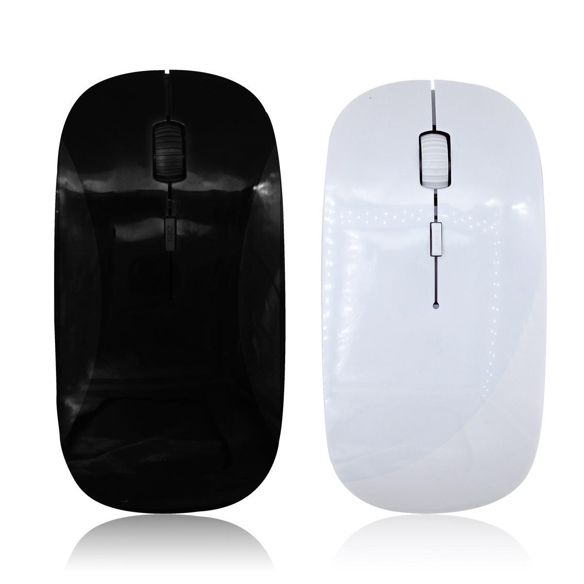 Wireless Computer Mouse 1600 DPI USB Optical 2.4G Receiver Super Slim Mouse For PC Laptop 3