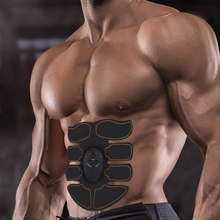 Abs Fitness Equipment Training Gear Muscles Electrostimulator Toner Massage Home Gym EMS Abdominal Muscle Stimulator Trainer xiaomi mijia yunmai electric muscle stimulator massage gun pro design kits sport equipment 5 gear vibrating wireless home gym