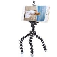 Gocomma-trípode Universal para teléfono inteligente, luz pequeña, soporte para teléfono