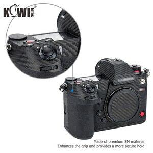 Image 5 - Защитная пленка Kiwi для корпуса камеры с защитой от царапин для Panasonic Lumix DC S1H Camera 3M, наклейка с рисунком из углеродного волокна
