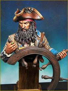 Image 2 - Figurine en résine guerrier antique non assemblé 1/10 avec buste de barbe (sans BASE), Kit de modèle non peint, nouveau