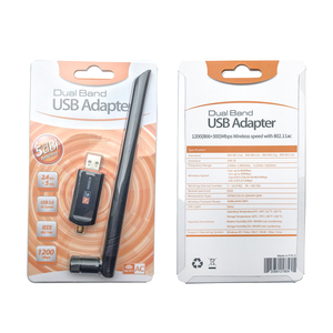 USB 3.0 1200Mbps Wifi Adapter