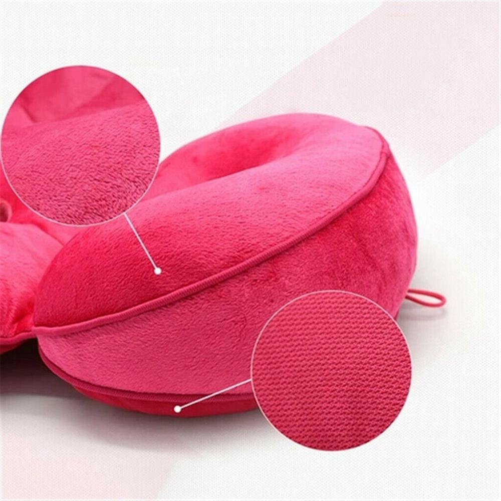 He28ecfa2d0ad4a9eaf37e64986b90bdbG - Multifunctional Dual Comfort Cushion Memory Foam Seat of Hip Lift Seat Cushion Beautiful