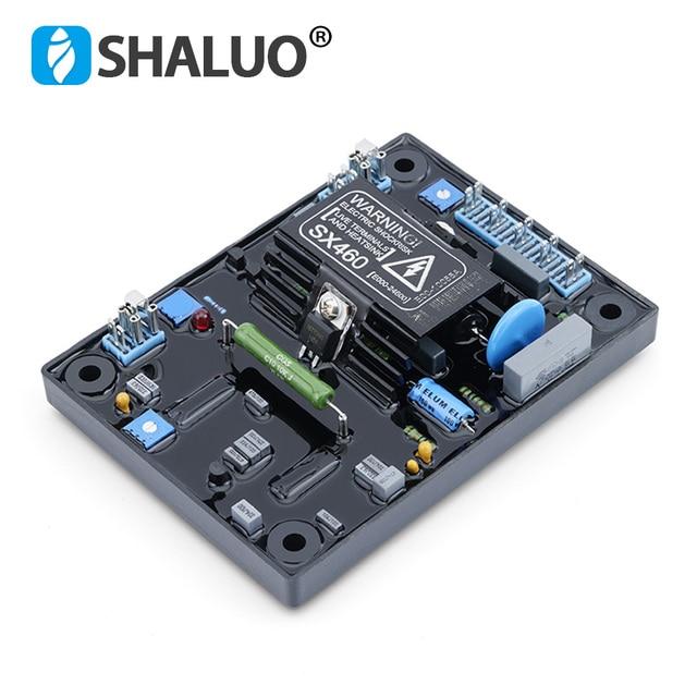 SX460 AVR Stamford Generator Automatic Voltage Regulator diesel alternator Voltage stabilizer Electric generator Power Parts 5