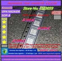 Aoweziic 100% yeni ithal orijinal OPA1662AIDR OPA1662A OP1662 OPA1678IDR OPA1678 OP1678 OPA1688IDR OPA1688 O1688A SOP 8
