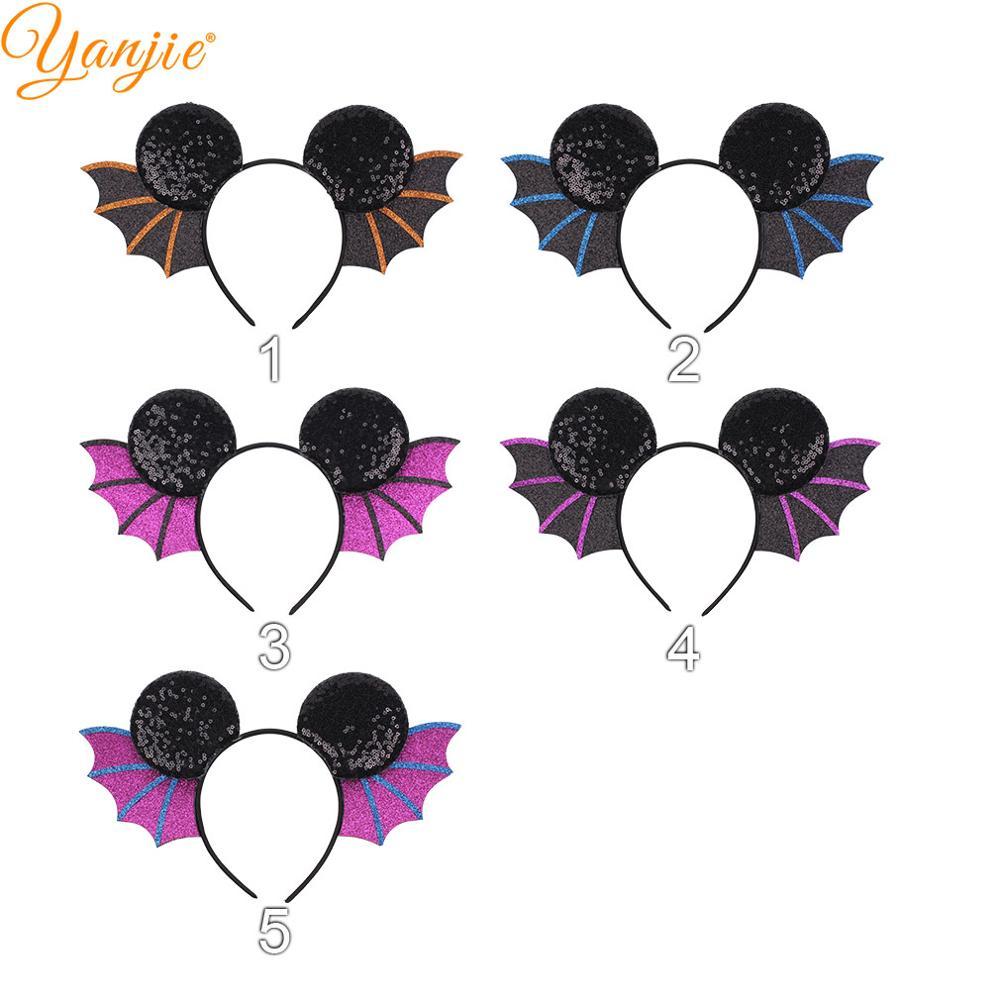 10pc/lot Minnie Mouse Ears Headband 3.3
