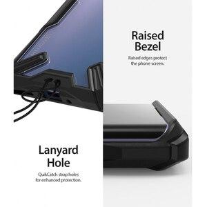 Image 3 - Ringke Fusion X Voor Huawei Mate 30 Pro Case Dual Layer Heavy Duty Drop Bescherming Pc Clear Back Cover En zachte Tpu Frame Hybrid