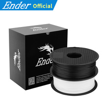 2 KG/Lots Weiß/Schwarz Farbe 3D Drucker PLA Filament 1,75mm Materialien 3D Drucker 1KG/Roll für 3D Drucker/3D Stift Ender Filament