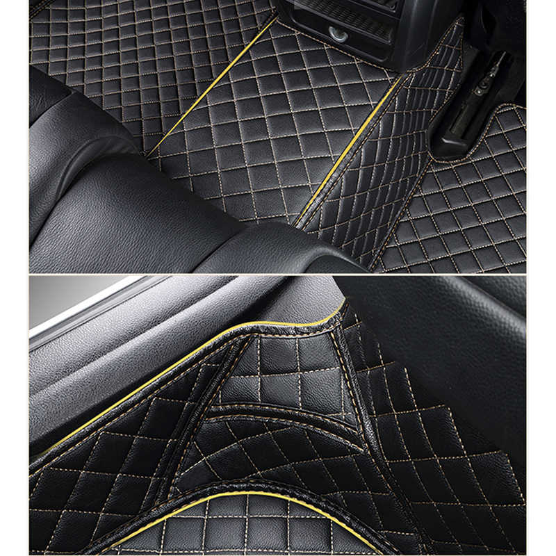 Kokololee niestandardowe dywaniki samochodowe dla Geely wszystkie modele Emgrand EC7 GS GL GT EC8 GC9 X7 FE1 GX7 SC6 SX7 GX2 akcesoria samochodowe stylizacji