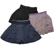 Tennis-Skirt Badminton-Pantskirt Running Sportswear Fitness Women Summer Aerobic Cheerleading