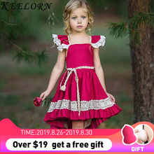 Kids clothing Girl Dresses 2016 Brand Children Dress Princess Costume Kid Dresses for Girl Clothes Cotton Embroidered Girl Dress girls party dress disfraz princesa 2017 brand kids dresses princess costume lace 2colors children dress girl clothes