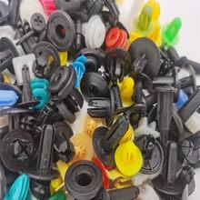 100pcs Mixed Clips CAR STICKER For Peugeot RCZ 206 207 208 301 307 308 406 407 408 508 2008 3008 4008 5008