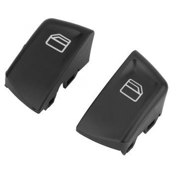 Cubiertas de botón para interruptor de ventana de coche, relé de interruptor para Mercedes Vito Viano W639 Sprinter II 906 2003-2013, 2 uds.
