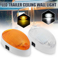 12V светодиодные индикаторы шины светильник 24 светодиодный автомобильный потолочный светильник ing внутренние потолочные светильники для пр...