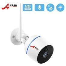 Kamera IP Wifi na zewnątrz wodoodporny HD kamera ochrony bezprzewodowy 1080P kamera monitoringu z noktowizorem CCTV Onvif kompatybilny