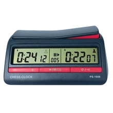 Advanced Chess Digital Timer Chess Clock Count Up Down Board Game Clock M5TC