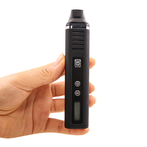 Image 4 - 원래 휴고 증기 Pathfinder V2 II 2 건조 허브 왁스 기화기 키트 2200mAh 전자 담배 증기 펜 가변 온도 Vape 펜