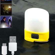 Tent Lamp Lantern Pocket-Light Lithium-Battery Mingray Rechargeable Outdoor Mini Ultra-Bright