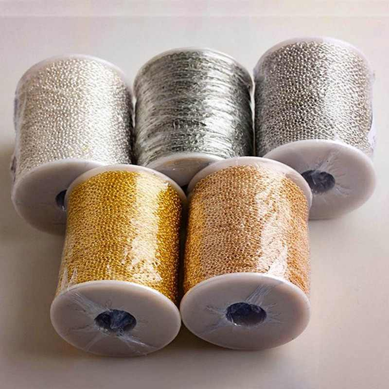 سلاسل قلادة الروديوم/الفضة/KC الذهب/Gunblack/العتيقة برونزية اللون سلسلة مسطحة DIY بها بنفسك صنع المجوهرات
