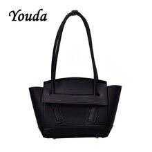 Youda 2019 New Summer Fashion Portable Sweet Female Handbag Simple Casual Retro Shoulder Bag Classic Original Literary Package