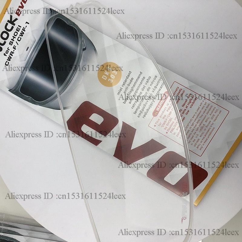 Clear Anti-fog Patch Motorcycle Full Face Helmet Generic for Shoei X14 Z7 Helmets Lens Anti-fog Visor