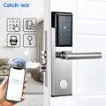 TTlock App электронный цифровой дверной замок Bluetooth Wifi Пароль Клавиатура Умный Замок код дверной замок для Airbnb квартиры ворота замок