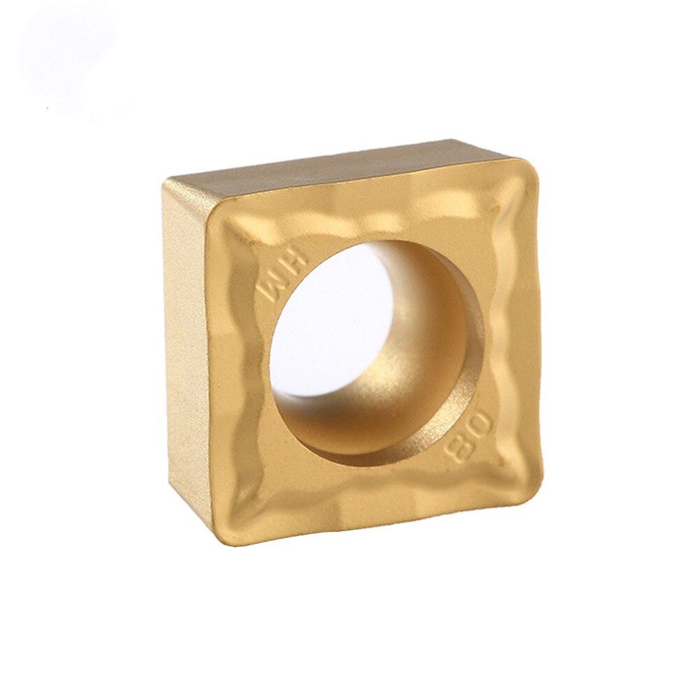 10 Pcs SCMT09T304 SCMT09T308 HMP PC9030 Internal Turning Tool 100% Original Carbide Insert High Quality For Stainless Steel