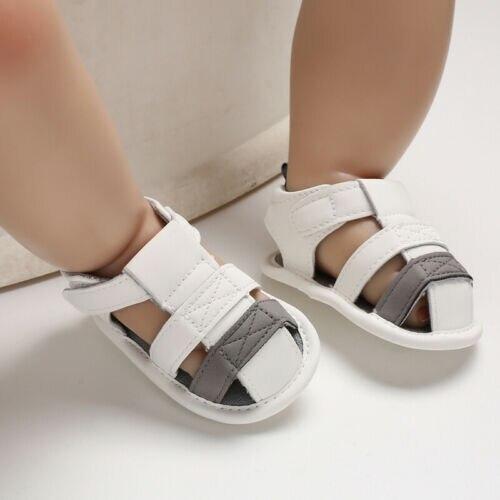 Summer Baby Girl Boy Cute Sandal Newborn Infant Casual Outdoor Crib Shoe 0-18 Months New