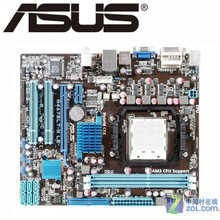For AMD 760G ASUS M4A78LT-M LE Motherboard Socket AM3 Systemboard DDR3 8GB M4A78LT M LE uATX Desktop Mainboard SATA II Used(China)