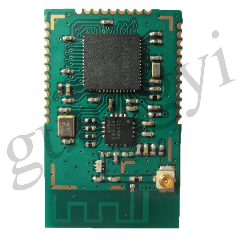 CC2538 + CC2592 PA Zigbee Wireless Module