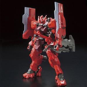 Bandai собранная модель Gundam HG1/144 башня с луотом Гундам железная сирота Luna steel 5055464