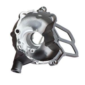 Image 4 - Motorcycle CNC Aluminum Alloy Water Pump Cover For 50 SX 2006 08 Pro JR LC 2002 05 PRO SR Water Pump Case New Arrivals