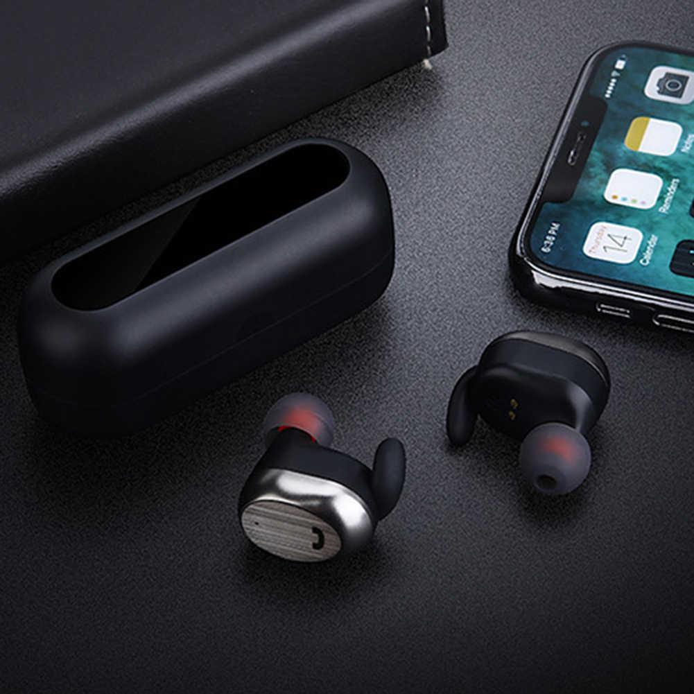 M9 TWS ワイヤレスインイヤーイヤホン Bluetooth 4.0 ハンズフリーミニスポーツイヤフォン