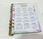 2020 Calendar A5 A6 ...