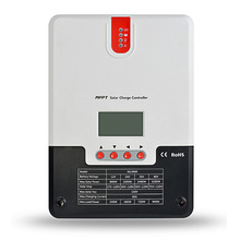 60A Solar Charger Controller 12V 24V 36V 48V Auto Lead Acid Gel lithium ion Charge Controller Max 150V Solar Panel Input Sensor стоимость