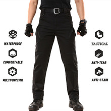 Combat-Trousers Tactical-Pants SWAT Work Joggers Military Army Breathable Waterproof