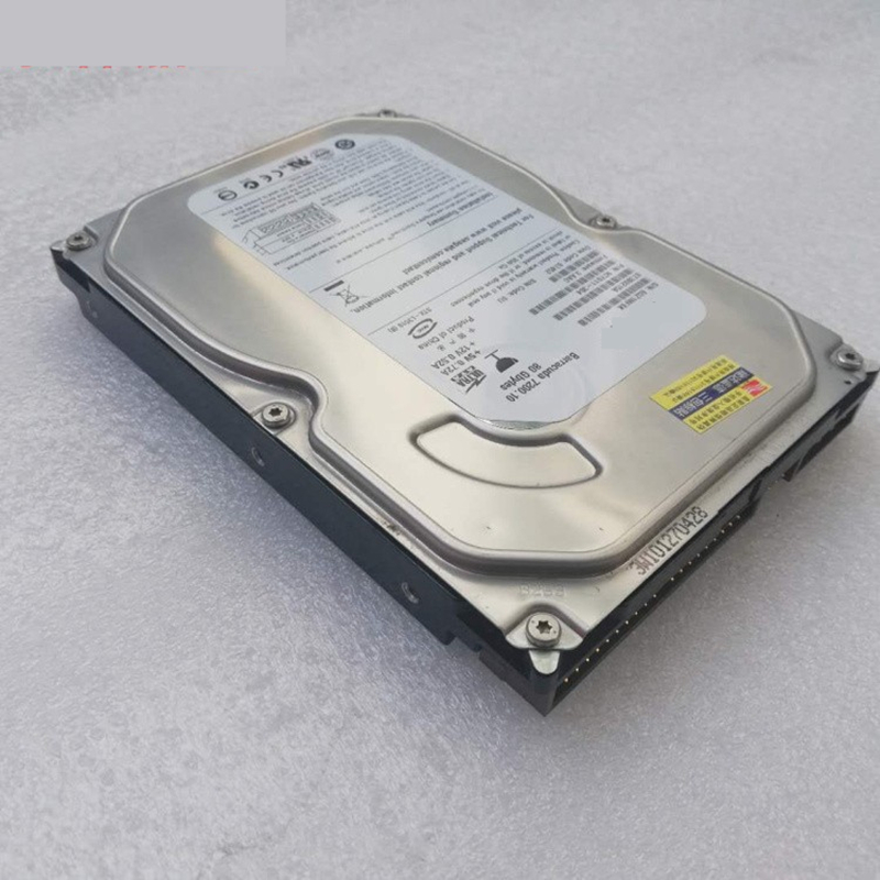 """New HDD For Seagate Brand 80GB 3.5"""" 7.2K IDE 8MB 7200RPM For Internal Hard Disk For Desktop Computer HDD For ST380215A 4"""